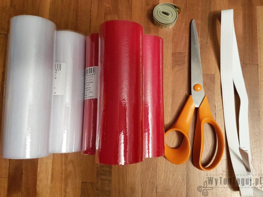Supplies for tutu skirt