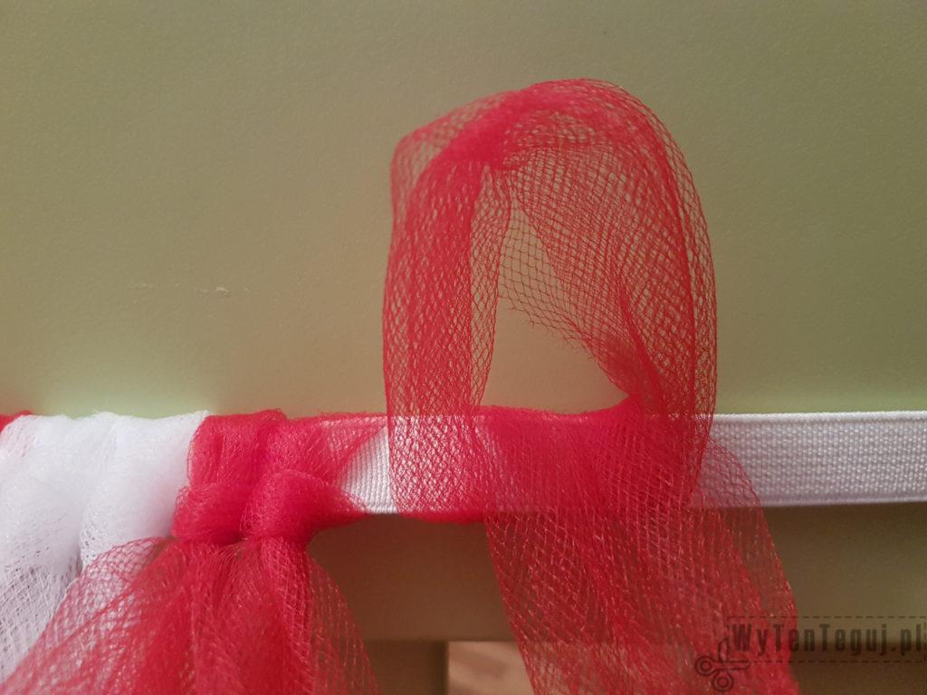 Making of Tutu skirt
