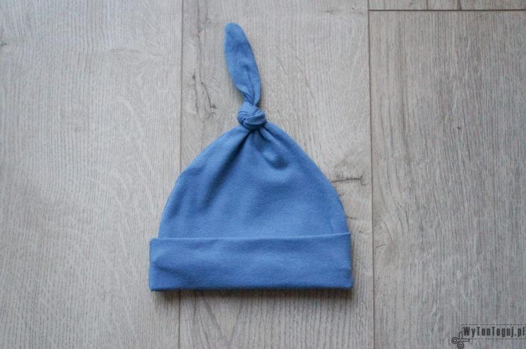 16a99daf6 Newborn knot hat - WyTenTeguj