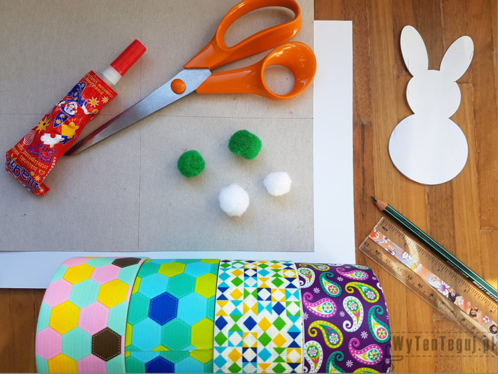 Easter cards supplies