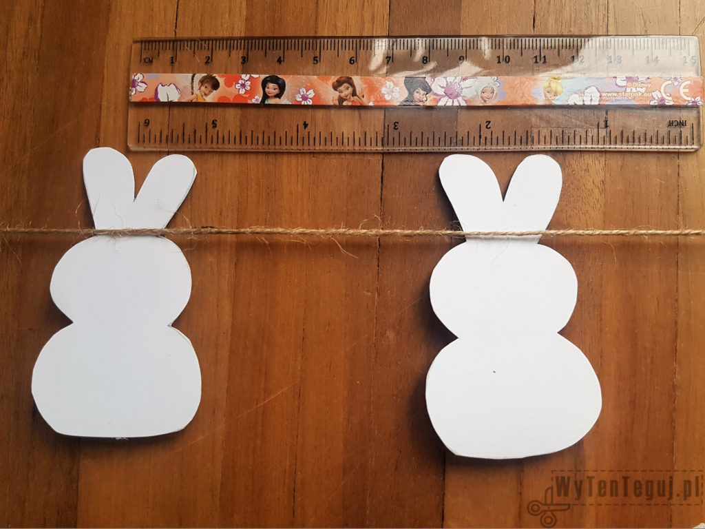 Sticking bunnies