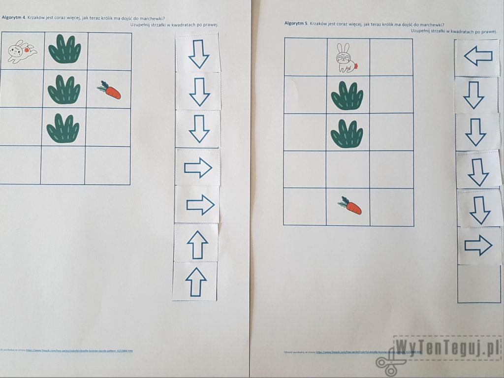 Sample solution - algorithms 5-6