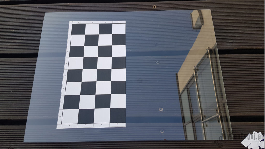 Making of board for Zero Waste Draughts