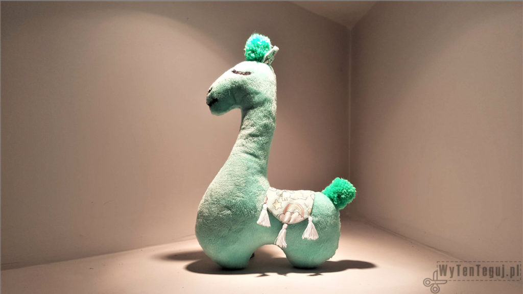 The little plush llama