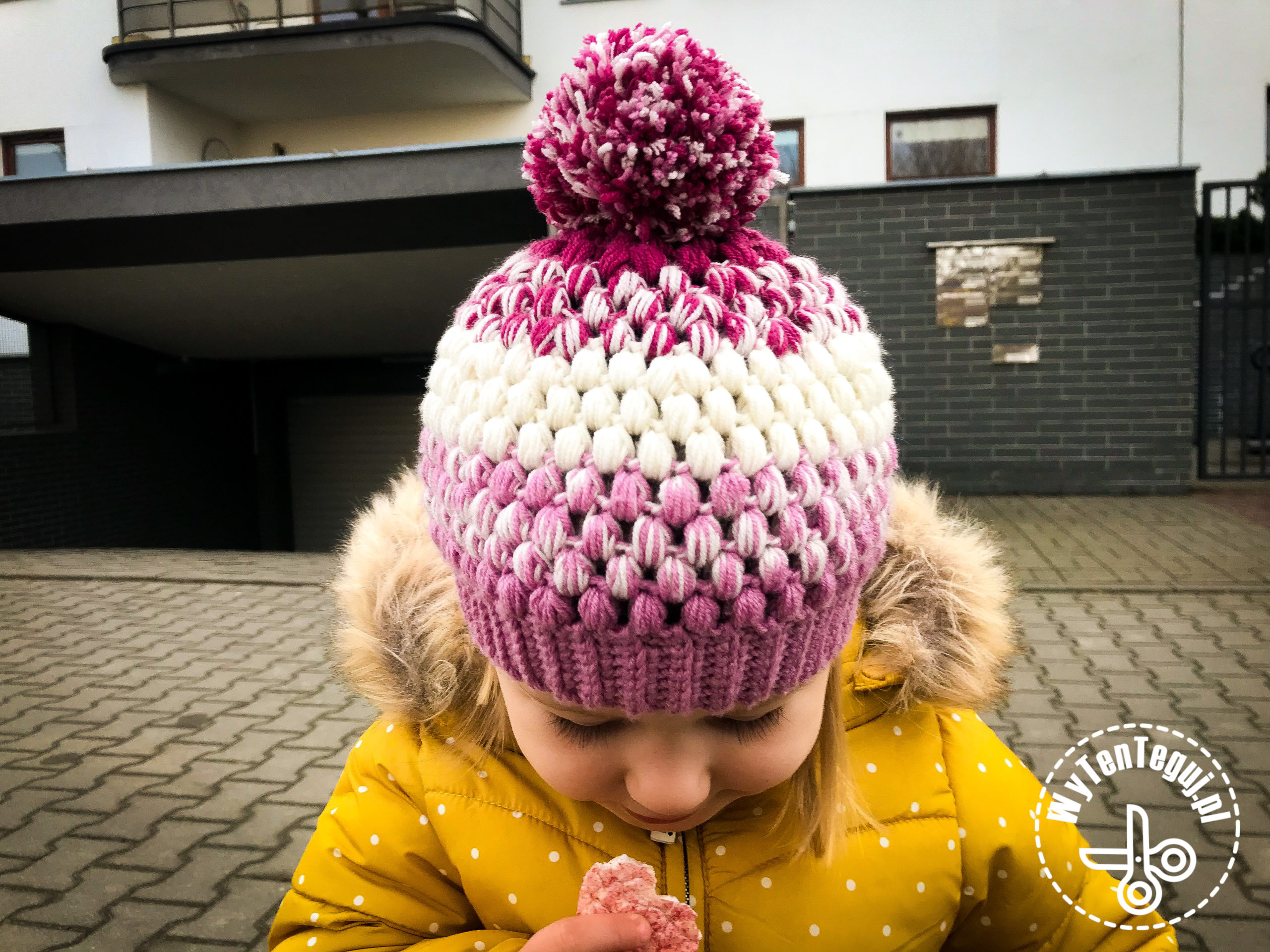 Crochet Hat Baby Gift | Crochet Baby Hat Valentine Gift | Beanie Hat Daughter Gift | Knit Hat Gift for Son | Slouchy Winter Hat