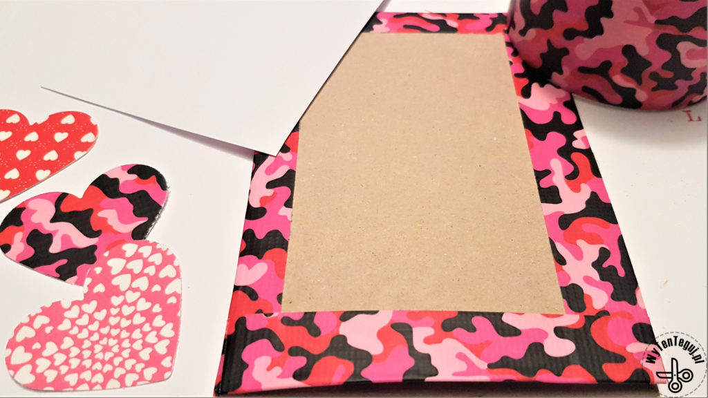 Pink camo Valentine's Day