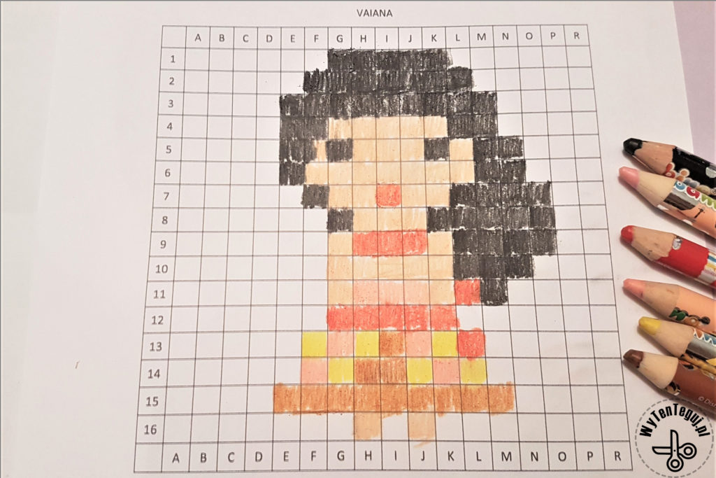 Coded pictures Moana