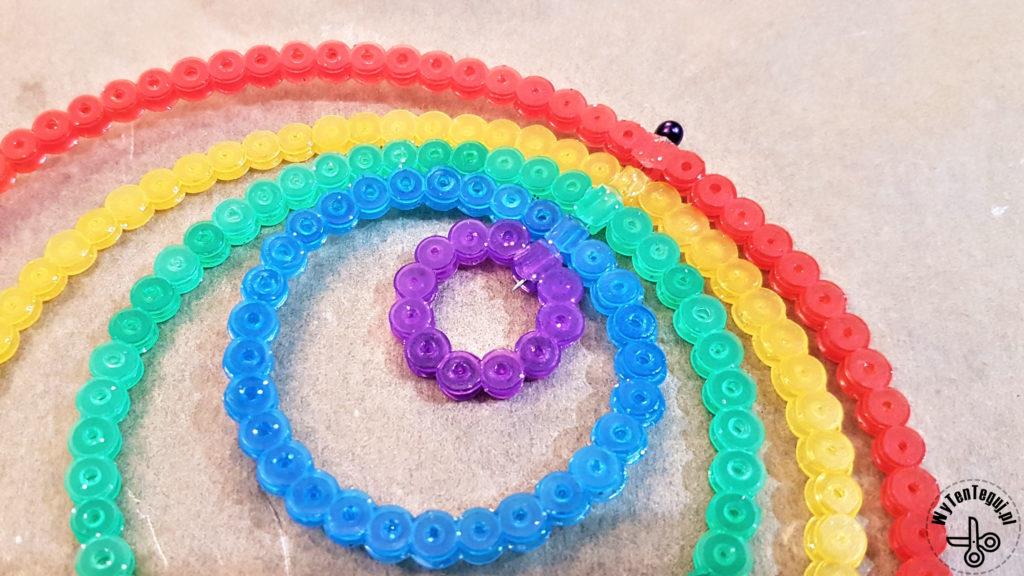 Perler bead rims