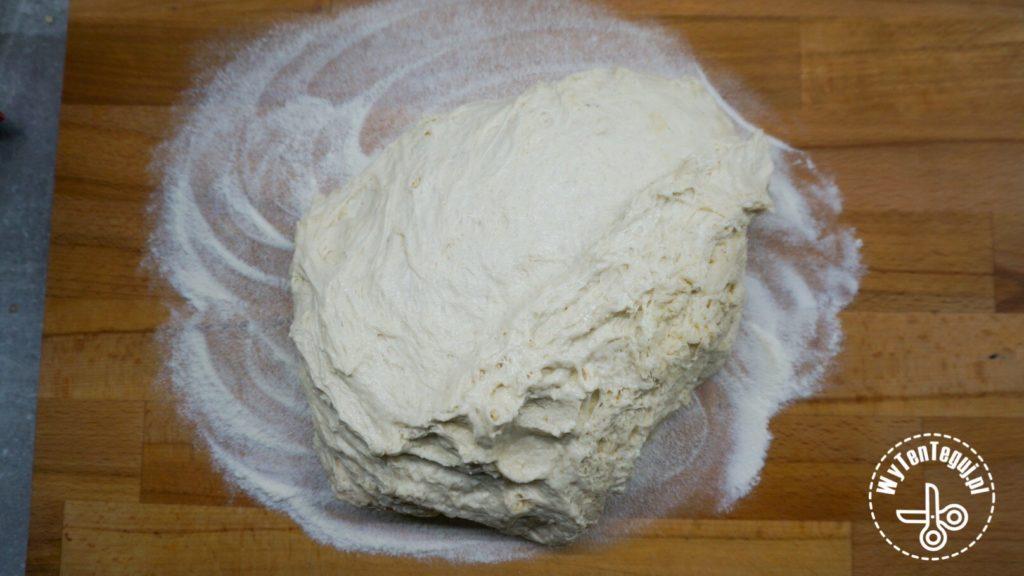 bread - the dough