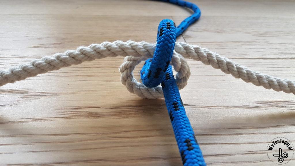Jak zrobić węzeł siatkowy
