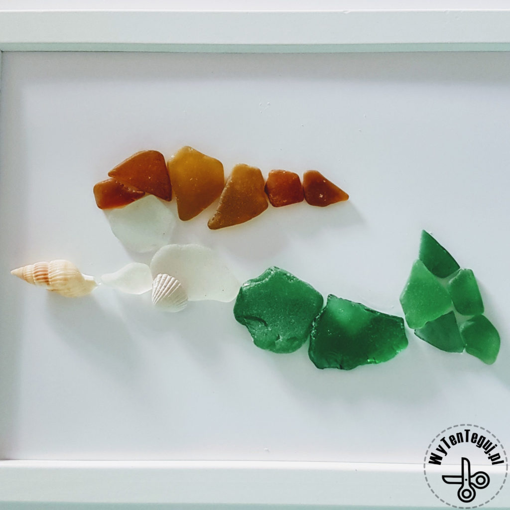 Seaglass mermaid