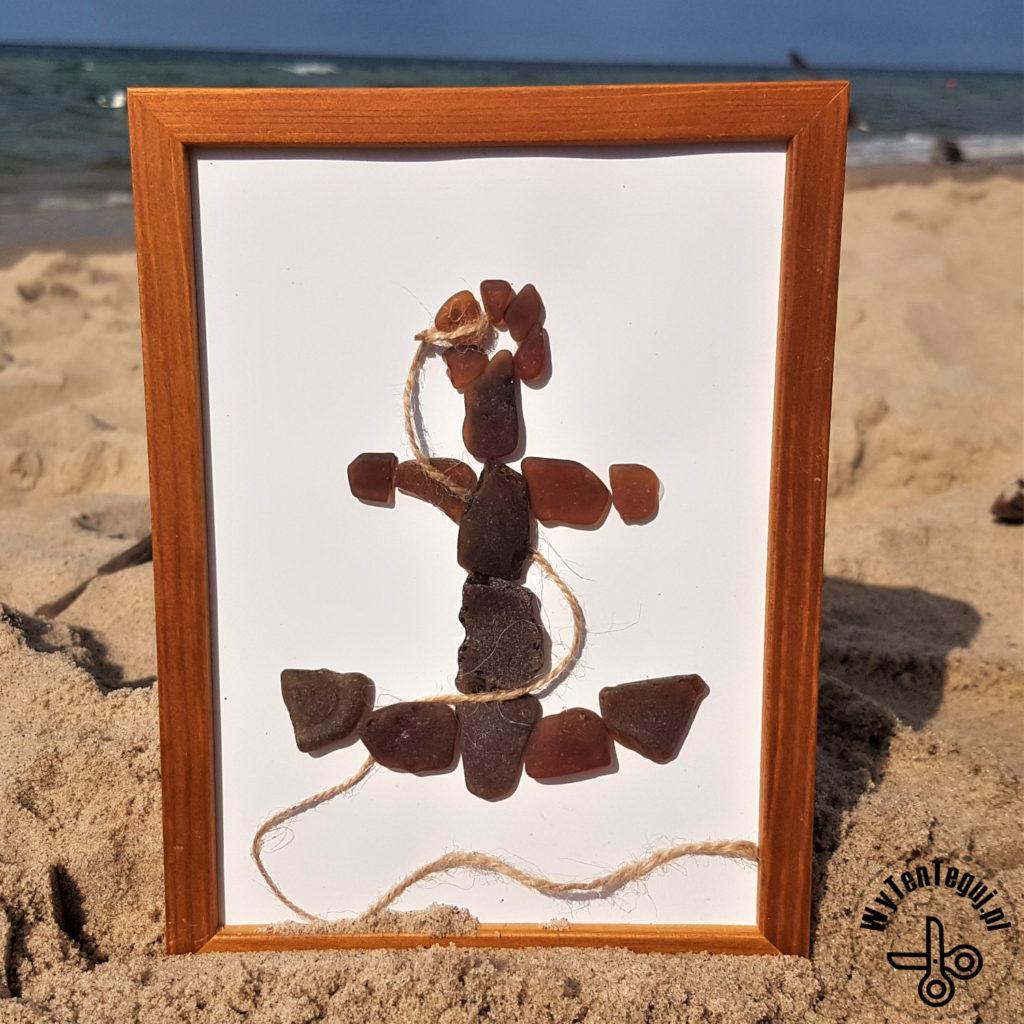 Seaglass anchor