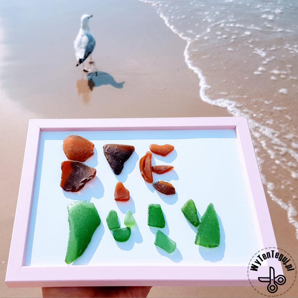 Seaglass Bye July