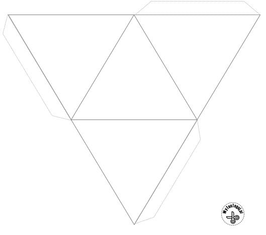 Regular tetrahedron