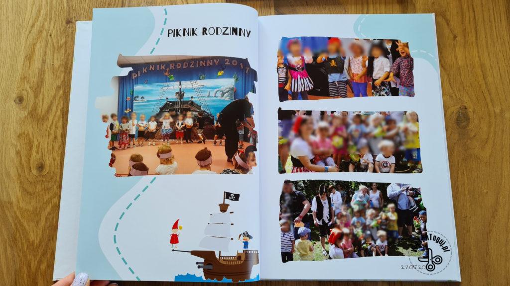 Kids photo book