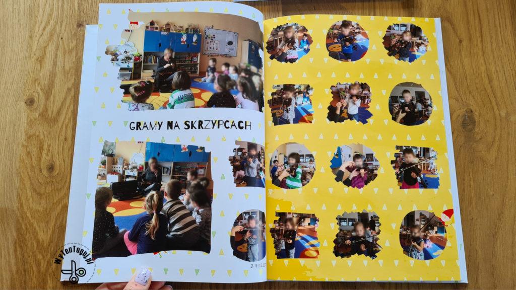 Preschool photobook