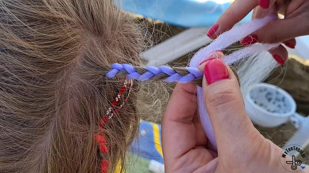 Making braids