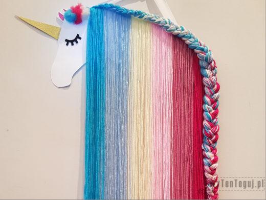 Unicorn bow holder