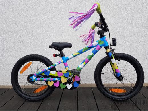 Pimp girl's bike - after