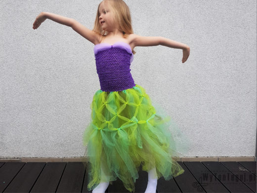 Ready mermaid costume