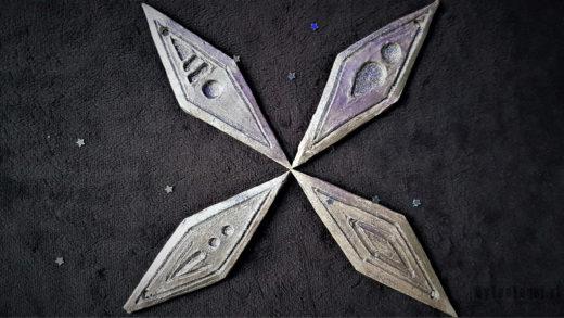 Symbols of spirits from Frozen II