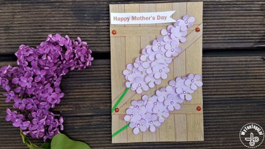 Mother's Day card DIY
