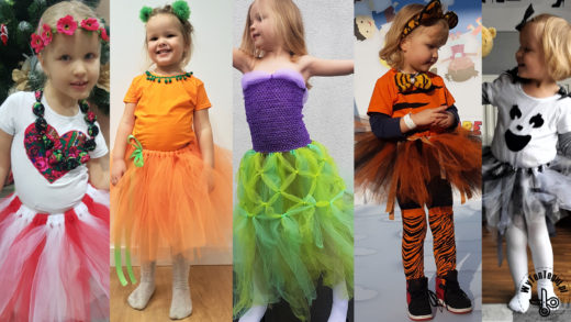 Tutu costume ideas