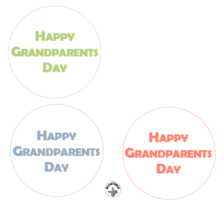 Wishes for grandparents' day