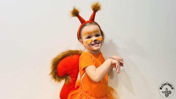 Squirrel tutu costume