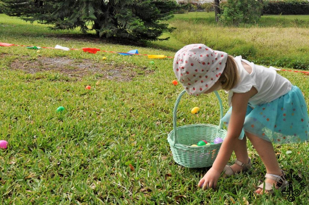 Polowanie na jajka w USA